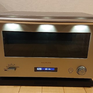 バルミューダ(BALMUDA)のBALMUDA The Range ザ・レンジ ステンレス K04A-SU(電子レンジ)