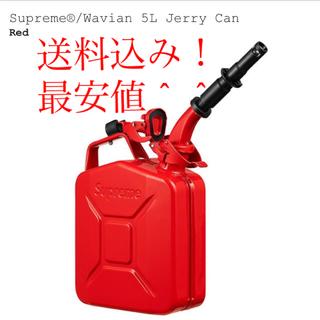 シュプリーム(Supreme)のSupreme Wavian 5L Jerry Can 赤 シュプリーム(その他)
