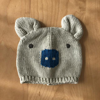 babyGAP - babyGAP ニット帽 豚