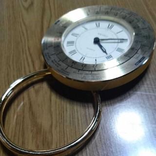 セイコー(SEIKO)のSEIKO 世界時計(置時計)
