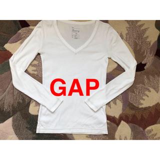 ギャップ(GAP)のGAP★Vネック★Tシャツ(Tシャツ(長袖/七分))