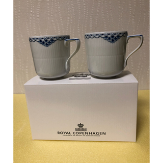 ROYAL COPENHAGEN - ☆ROYAL COPENHAGEN ペアマグカップ☆