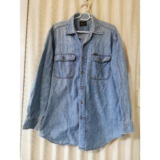 ラングラー(Wrangler)のWranglerラングラー デニムシャツ ダンガリーシャツ 70s(シャツ)