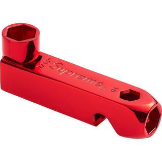 シュプリーム(Supreme)のSupreme Pipe Skate Key red シュプリーム(スケートボード)