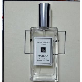 ジョーマローン(Jo Malone)の新品未使用 ジョーマローン イングリッシュペアー&フリージア ヘアミスト(香水(女性用))