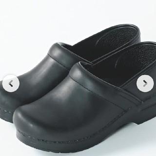 ダンスコ(dansko)の【未使用】ダンスコ プロフェッショナル ブラック(ローファー/革靴)