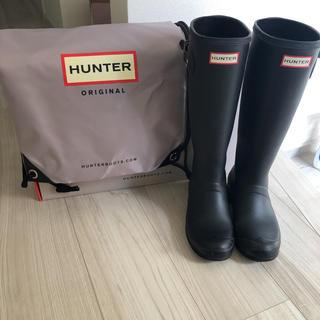ハンター(HUNTER)のハンター レインブーツ UK4(レインブーツ/長靴)
