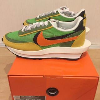 新品未使用 25.5㎝ Nike ldwaffle sacai(スニーカー)