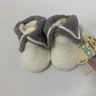 ジェラートピケ(gelato pique)のジェラートピケベビー靴下新品タグ付き(靴下/タイツ)