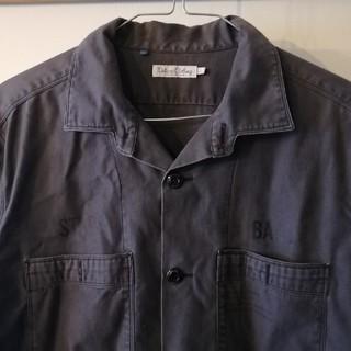 デラックス(DELUXE)のDeluxe Clothing ワークシャツL(シャツ)