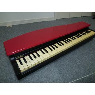 KORG micro PIANO 赤 (おまけ付き)