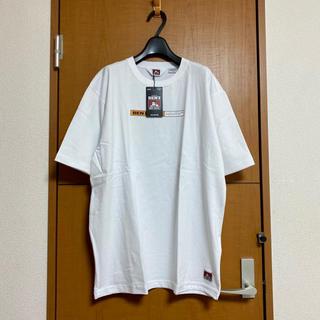ベンデイビス(BEN DAVIS)の新品 BEN DAVIS (ベンデイビス)/Tシャツ XL 白 インボイス(Tシャツ/カットソー(半袖/袖なし))