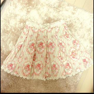 リズリサ(LIZ LISA)のLIZ LISA♡スカート(ひざ丈スカート)