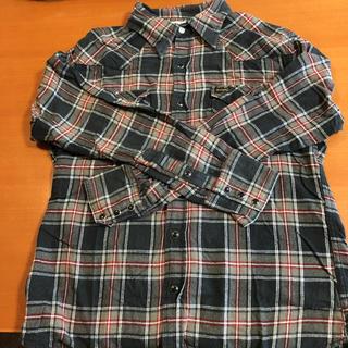 ラングラー(Wrangler)のメンズチェックシャツM(シャツ)