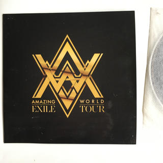 EXILE TOURのCD