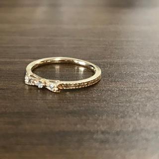ノジェス(NOJESS)のノジェス ピンキーリング(リング(指輪))