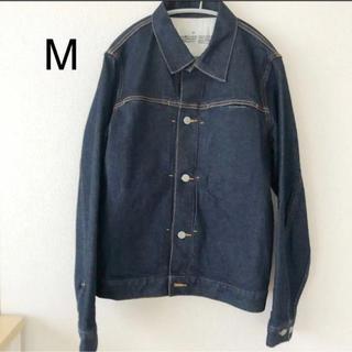 ムジルシリョウヒン(MUJI (無印良品))のデニムジャケット Gジャン メンズ 無印良品(Gジャン/デニムジャケット)