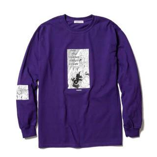 ドラゴンボール(ドラゴンボール)のフラグスタフ ドラゴンボールZ 超 フラグスタッフ F-LAGSTUF(Tシャツ/カットソー(七分/長袖))