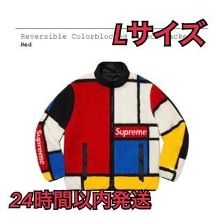 シュプリーム(Supreme)のsupreme フリースジャケット 新品(ブルゾン)