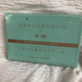 マーキュリーデュオ(MERCURYDUO)のmore 付録(ポーチ)