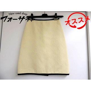 グッチ(Gucci)の2019AW グッチ スカート ■ 577898 (38) ウール GG柄(ひざ丈スカート)