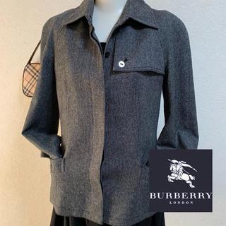 バーバリー(BURBERRY)のBurberry☆ショートコートⓂ︎(ピーコート)