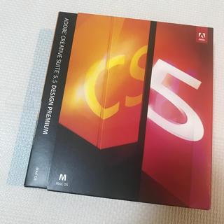 マック(Mac (Apple))の AdobeCreative Suite 5.5 Design Premium (PC周辺機器)