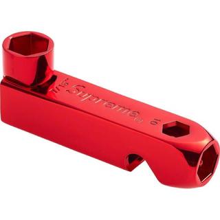 シュプリーム(Supreme)のSupreme Pipe Skate Key red シュプリーム(その他)