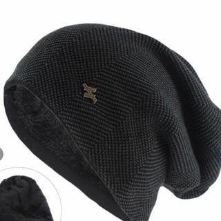 #暖かいファッション!#秋冬用収縮性のある帽子です伸縮性のある帽子(帽子)