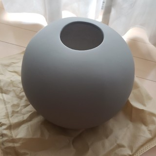 アクタス(ACTUS)のセール cooee design  フラワーベース ブラウン 20センチ(花瓶)
