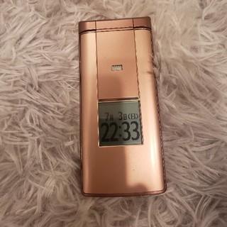 エーユー(au)のKYF32(au)by Kyocera(携帯電話本体)