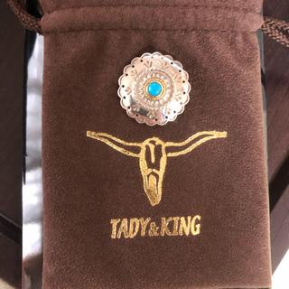 goro's - TADY&KING 金縄TQ  K18 フラワーコンチョ