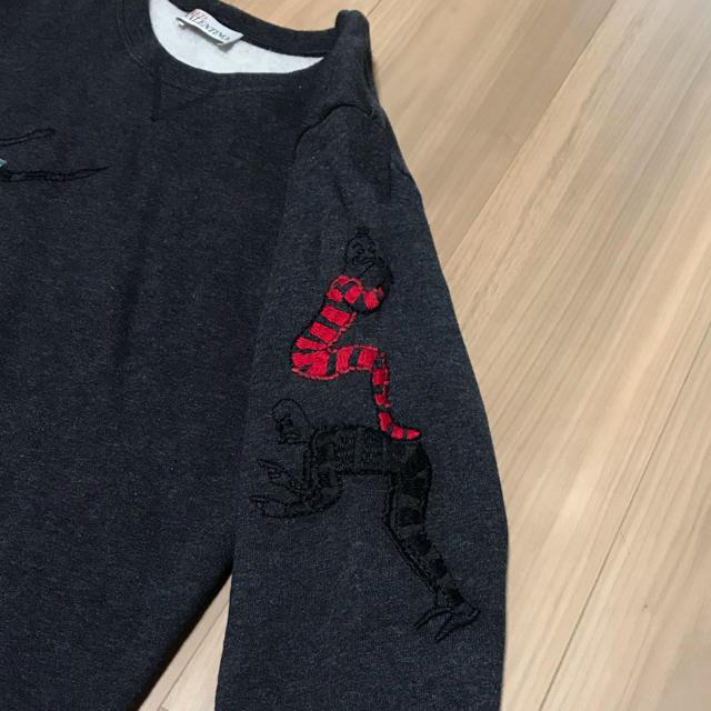 RED VALENTINO(レッドヴァレンティノ)の価格更新! RED VALENTINO 刺繍プルオーバー レディースのトップス(トレーナー/スウェット)の商品写真