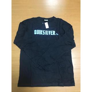 クイックシルバー(QUIKSILVER)の未使用☆クイックシルバー ロングTシャツ Lサイズ(Tシャツ/カットソー(七分/長袖))