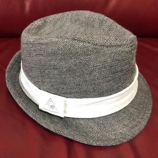 ルコックスポルティフ(le coq sportif)のルコック ゴルフ ハット 帽子(キャップ)