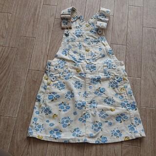 サニーランドスケープ(SunnyLandscape)のSunnylandscape 女の子 ジャンパースカート サイズ110(ワンピース)