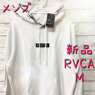 RVCA - メンズ RVCA ルーカ プルオーバーパーカーM