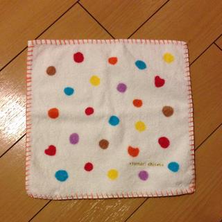 ツモリチサト(TSUMORI CHISATO)のツモリチサト*タオルハンカチ(ハンカチ)