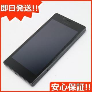 LG Electronics - 美品 L-01E ブラック 白ロム