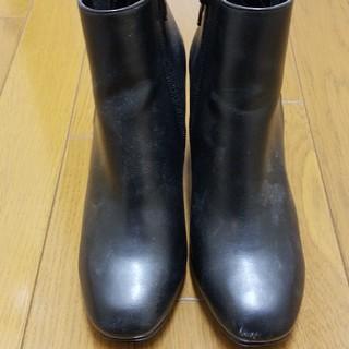 リゾイ(REZOY)のサイドゴア ショートブーツ(ブーツ)