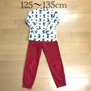 ユニクロ(UNIQLO)のパジャマ 120 cm ミッキーマウス(パジャマ)