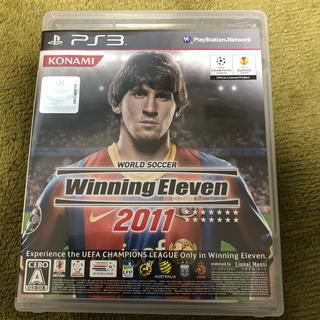 コナミ(KONAMI)のワールドサッカー ウイニングイレブン 2011 PS3(その他)