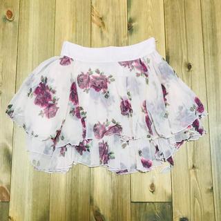 ディーゼル(DIESEL)の花柄スカート ミニスカート DIESEL(ミニスカート)