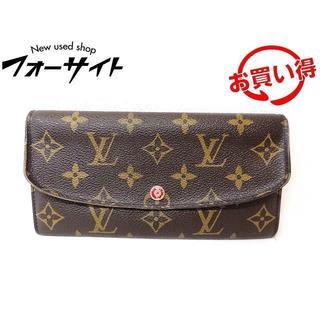 ルイヴィトン(LOUIS VUITTON)のヴィトン 財布 ■ M60697 ポルトフォイユ エミリー (財布)