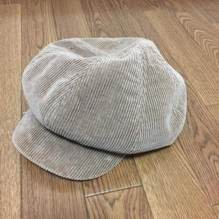 ジーナシス(JEANASIS)の新品 キャスケット 帽子 キャップ ブランドジーナシス(キャップ)