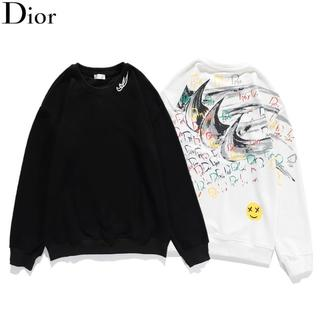 Christian Dior -  Diorクリスチャンディオール長袖トレーナースウェット801