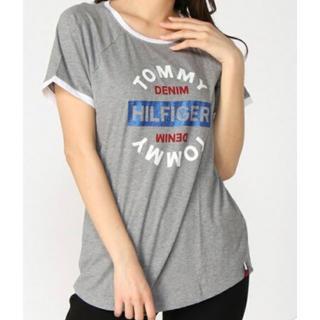 TOMMY HILFIGER - TOMMY HILFIGER 【トミーヒルフィガー 】ロゴTシャツ新品✨