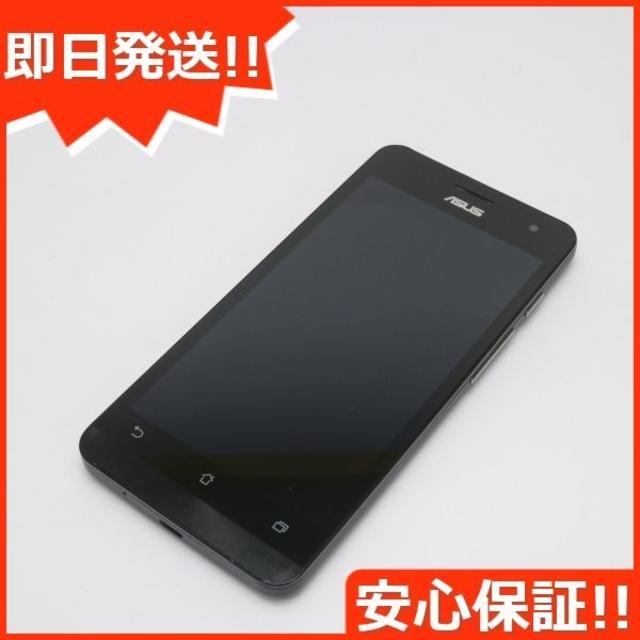 ASUS(エイスース)の美品 ZenFone5 32GB A500KL ブラック  スマホ/家電/カメラのスマートフォン/携帯電話(スマートフォン本体)の商品写真
