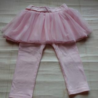 ベビーギャップ(babyGAP)のbabyGAP ☆チュールスカッツ  ピンク 90サイズ☆(スカート)