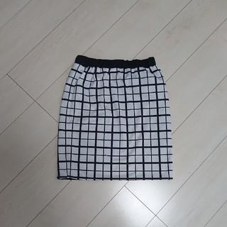 ディップドロップス(Dip Drops)のリバーシブル タイトスカート (ひざ丈スカート)